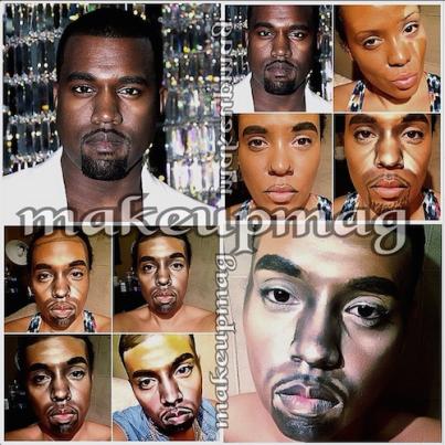kanye-west-makeup