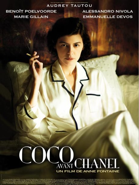 film-mode-fashion-coco-chanel-audrey-tautou