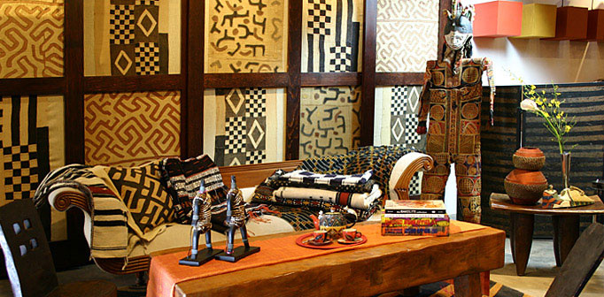 African-style-ethnic-home-decor