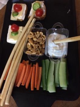 ongle-en-soi-réunion-974-soirée-filles-nails-art-girls-night-concept-shop-bougies-candles-cosy-coktail-tapas-healthey-food-carottes-cream-cheese-légumes-organic-apéro