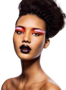 red-pink-eye-makeup-fashion