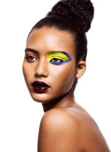 yellow-blue-makeup-arise-magazine