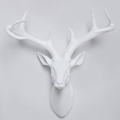 excellent-amazing-resin-deer-head-on-wall-decoration-ideas-on-all-with-captivating-resin-deer-heads-org-14