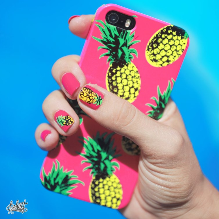 Pineapple-nails2