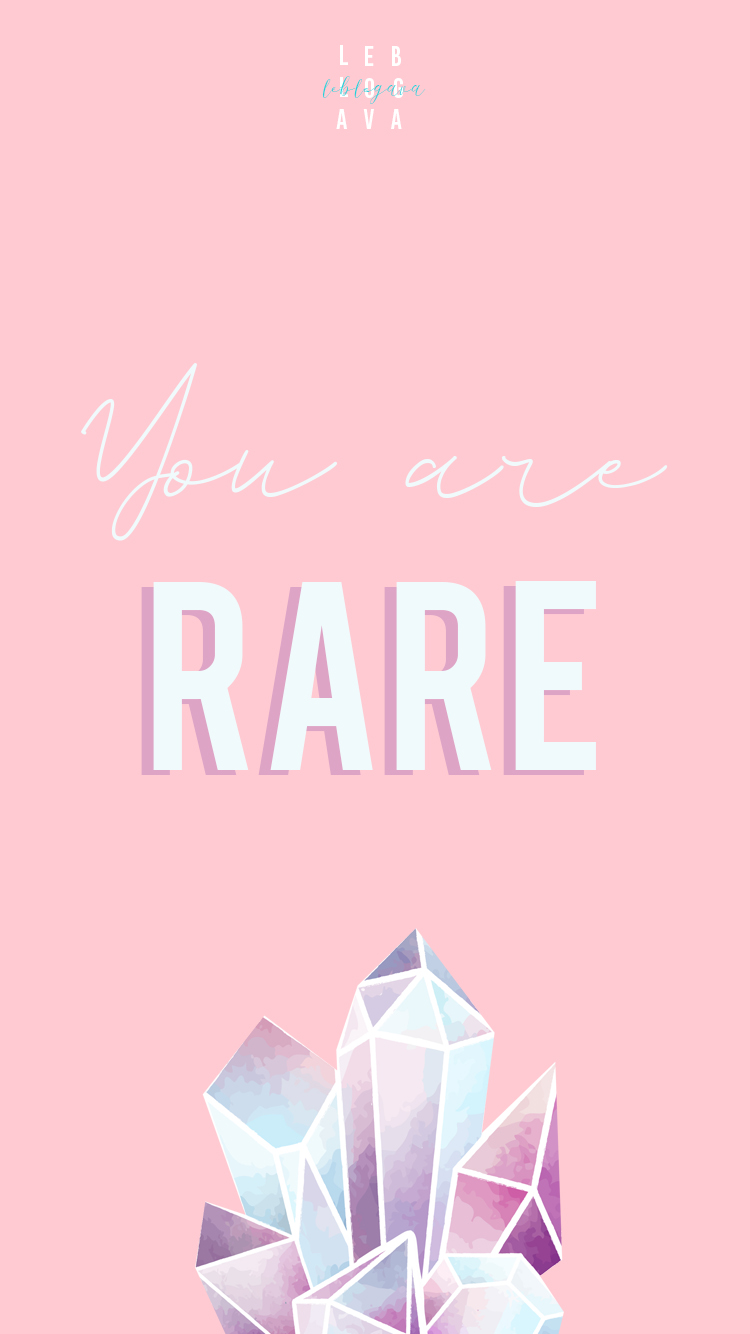WP You Are Rare